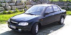 323 (BJ, BJD) 1998 - 2000