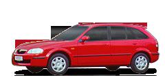 323F (BJ, BJD) 1998 - 2000