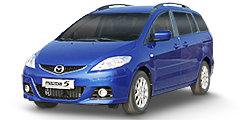 5 (CR1/Facelift) 2008 - 2010