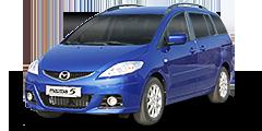 5 (CR1/Facelift) 2008 - 2010