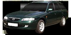 626 (GF/GW/Facelift) 2000 - 2002