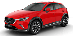 CX-3 (DJ1/Facelift) 2018