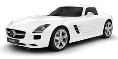 Mercedes SLS (197) 2010 - 2014 AMG Black Series