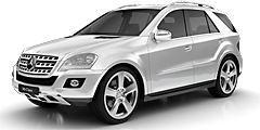 Mercedes Classe M (164/Facelift) 2008 - ML 500 4MATIC