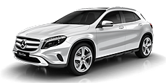 Mercedes GLA (X156) 2013 - 2017 220 4MATIC