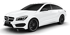 CLA AMG Shooting Brake (117) 2015
