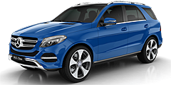 Mercedes GLE (166) 2015 - 2019 500 4MATIC