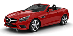 Mercedes SLC (172/Facelift) 2016 - 180