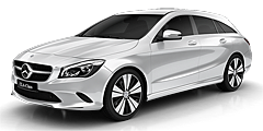 CLA Shooting Brake (117/Facelift) 2016