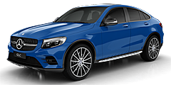 Mercedes GLC Coupé (X 253) 2016 - 2019 GLC 250 4MATIC