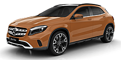 Mercedes GLA (X156/Facelift) 2017 - 220 d