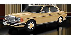 W123 (123D) 1976 - 1985