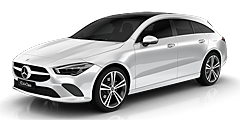 CLA Shooting Brake (F2CLA (118)) 2019