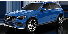 GLC SUV AMG (X 253/Facelift) 2019