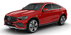 GLC coupe AMG (X 253/Facelift) 2019