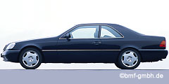 S-Class Coupe (140C) 1993 - 1996