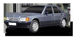 Mercedes 190 (201) 1985 - 1993 2.5 D Turbo