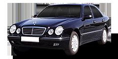Mercedes Classe E (210) 1995 - 2002 E 420 (gepanzert)