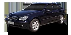 Mercedes C-Class (203) 2000 - 2004 C 200 Kompressor