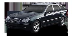 Mercedes C-Class Estate (203K) 2001 - 2005 C 200 CGI Kompressor T-Modell