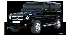 G-Class (463/Facelift) 2007 - 2012