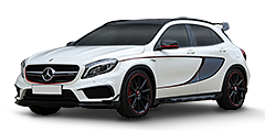 Mercedes GLA AMG (X156) 2014 - GLA 45 AMG 4-MATIC