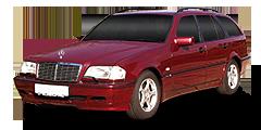 Mercedes C-Klasse T-Modell (202) 1995 - 2001 C 43 AMG T-Modell