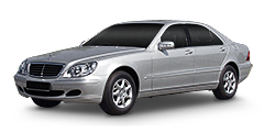 Mercedes Classe S (220/Facelift) 2002 - 2005 S 430 4MATIC (lang)