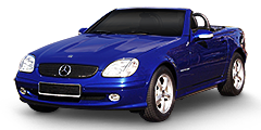 Mercedes SLK (170/Facelift) 2000 - 2003 320 (Facelift)