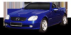 SLK (170/Facelift) 2000 - 2003