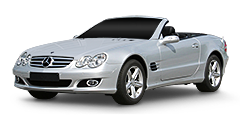 Mercedes SL (230/Facelift) 2006 - 2007 600