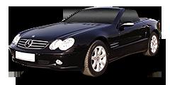 Mercedes SL (230) 2001 - 2006 65 AMG (bis 300 km/h)