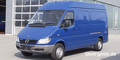 Mercedes Sprinter (C/D/E) 2000 - 2006 311 CDI 4MATIC