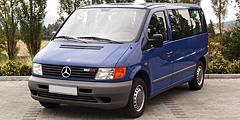 Mercedes Vito (W638) 1996 - 2003 110 CDI (LKW)
