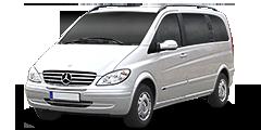 Mercedes Viano (W639) 2003 - 2010 3.0 Wohnmobil