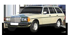 Mercedes W123 (123T) 1975 - 1986 300 CDI