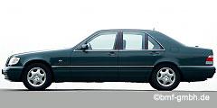 Mercedes Classe S (140) 1991 - 1998 S 350 CDI