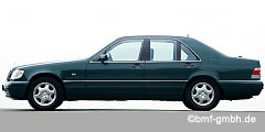 Mercedes Classe S (140) 1991 - 1998 600 SEL V12