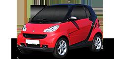 Smart Fortwo (451) 2007 - 2010 Coupé