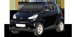 Cabriolet (451) 2007 - 2010