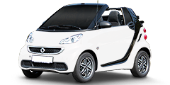 Smart Fortwo Cabrio (451/Facelift) 2012 - 2015 Fortwo Electric Drive
