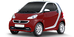 Smart Fortwo (451/Facelift) 2012 - 2014 Coupé mhd