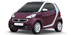 Fortwo (451/Facelift) 2012 - 2014