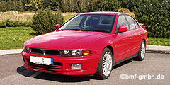 Galant (EA0) 1997 - 2003