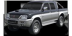 L200 (K60T) 1996 - 2006