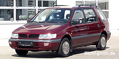 Space Wagon (N10) 1992 - 1998