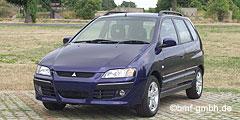 Space Star (DG0/Facelift) 2002 - 2005
