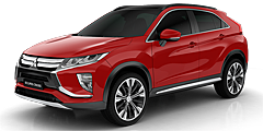 Eclipse Cross (GK0) 2017