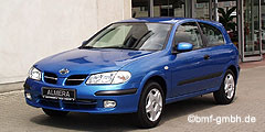 Almera (N16) 2000 - 2002