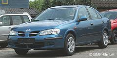 Almera (N16) 2000 - 2007